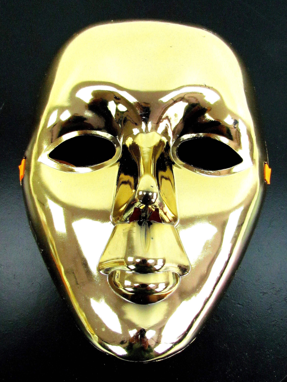 Kauf 4you Goldene Karneval Maske Faschingsmaske Phantomsmaske