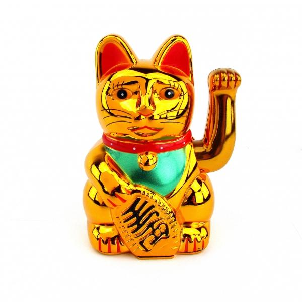 Winkekatze-Maneki-Neko-Gluecksbringer-winkende-Katze-15-cm